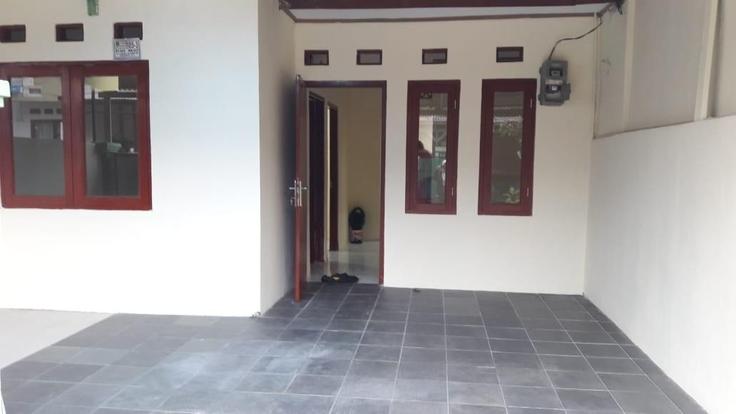 Dikontrakan rumah di Griya Asri Taman Mini