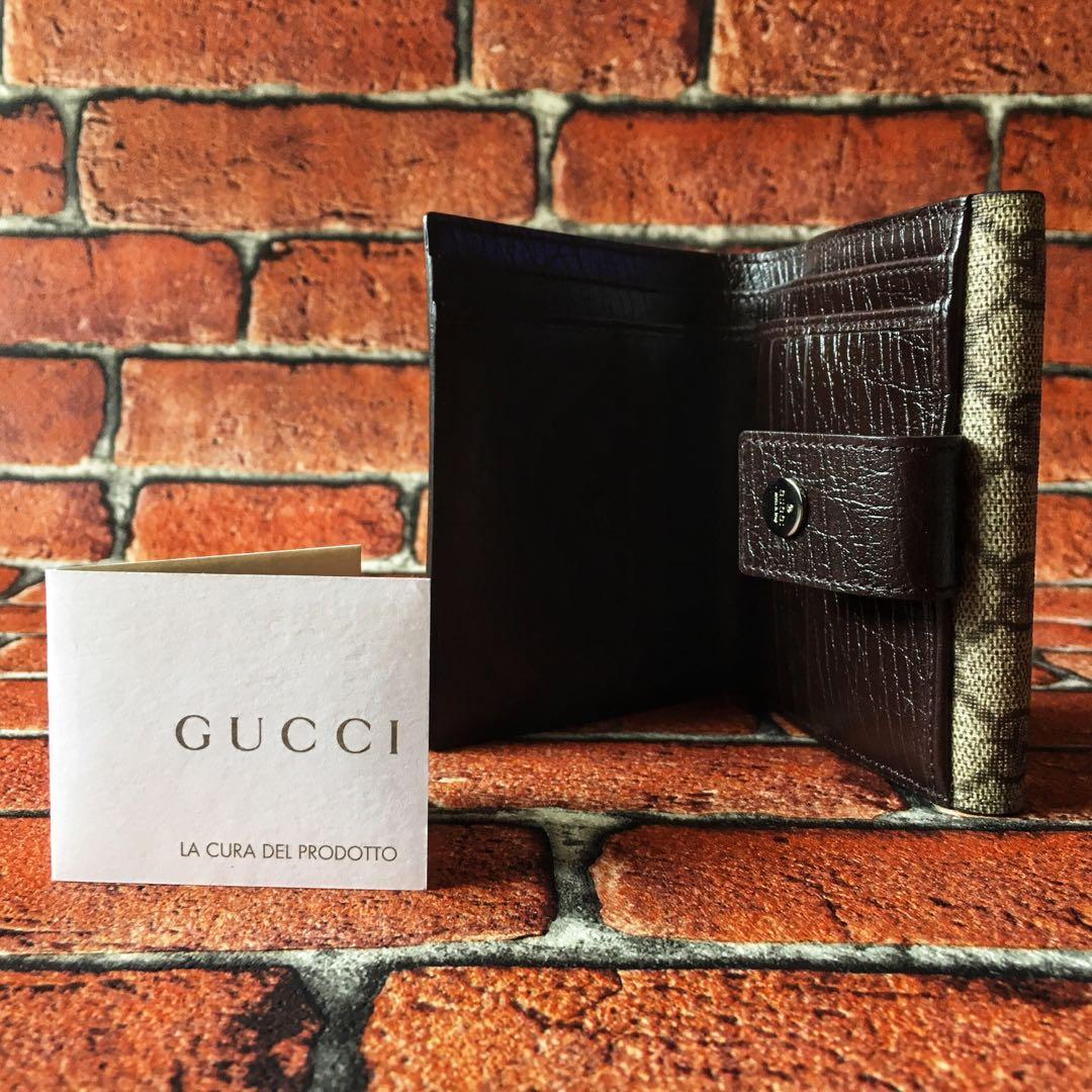 Dompet Gucci - 115052 F069R 9643