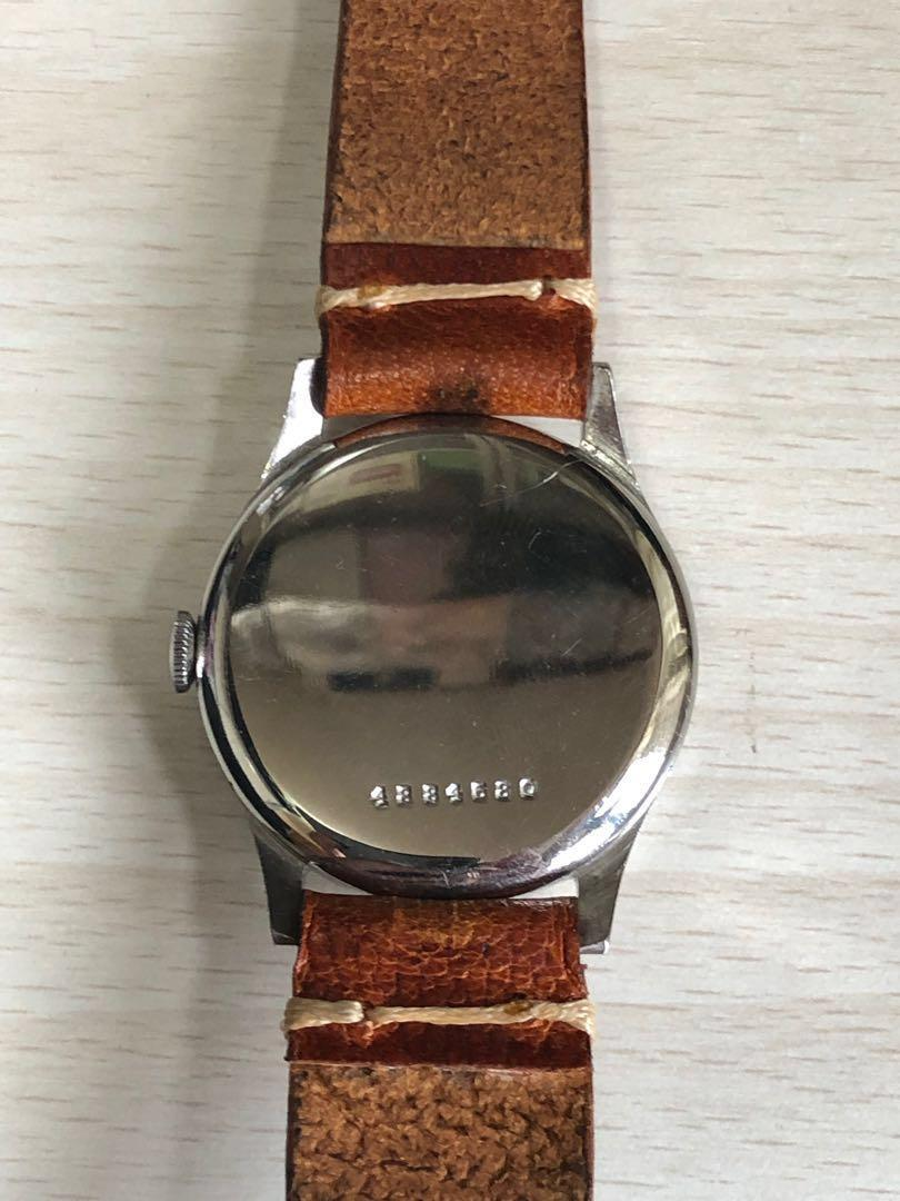 Doxa 日月星上鏈古董錶