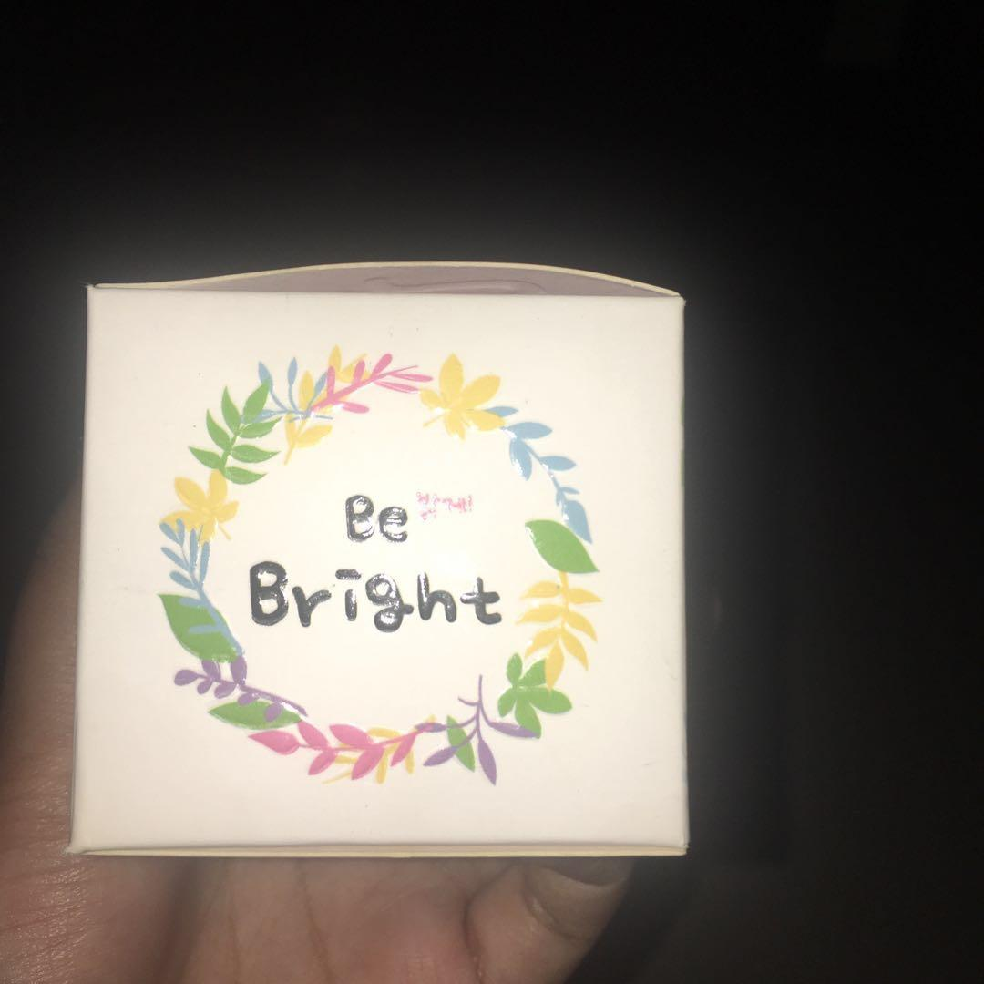 Everwhite Day Cream Be Bright (Face Series/Krim Pagi) Original (PRELOVED)