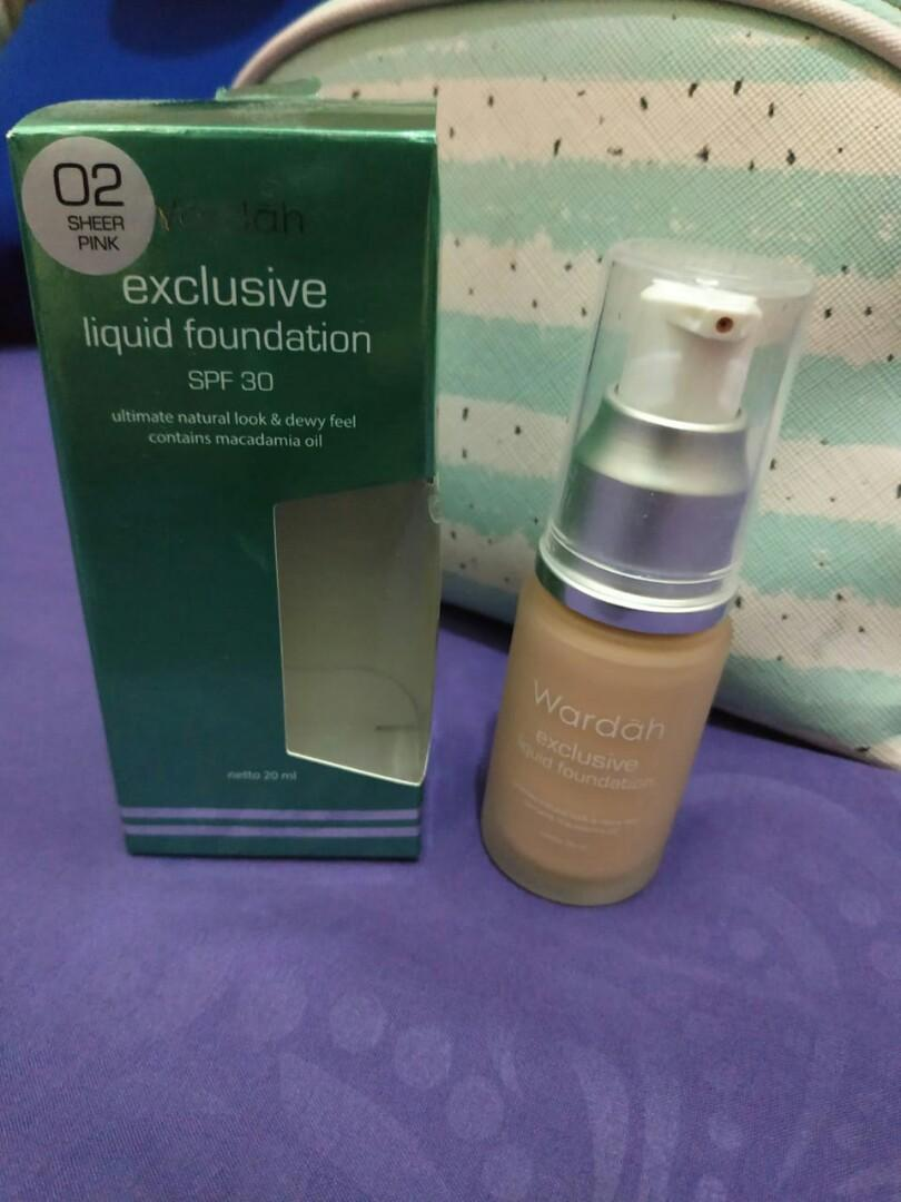 Foundation Wardah