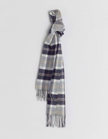 Glen lossie lambswool scarf