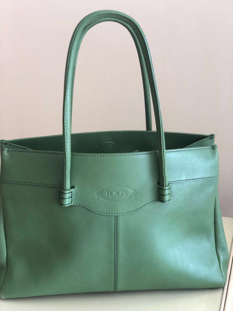 Green TODS Bag