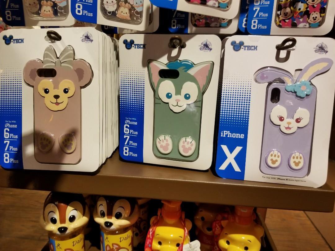 hk disney i-phone電話殼6splus/7plus/8plus
