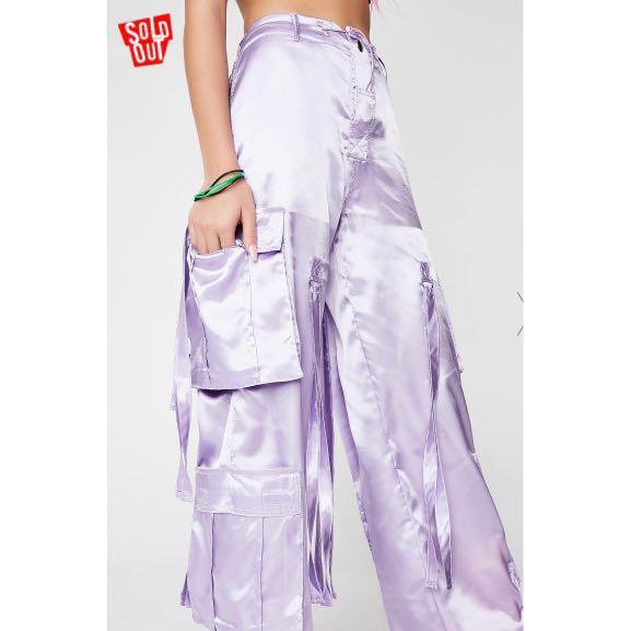 Illustrated People Lilac Octopus Pants (Sold out everywhere else) - Never Worn - Only selling because I have two!