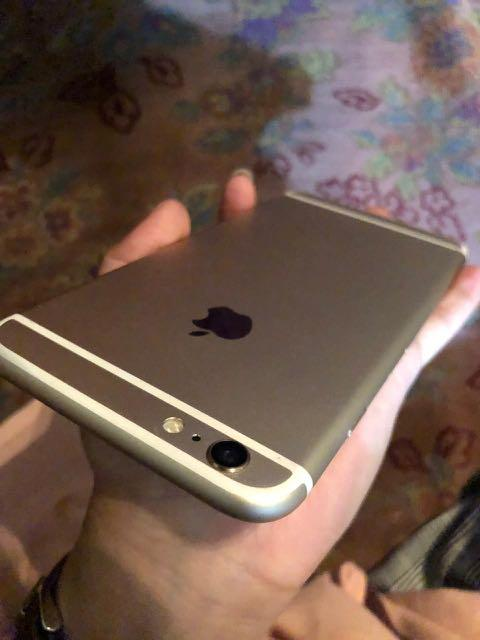 iPhone 6s+ Gold