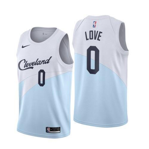 new style 345fb 10b93 Kevin Love Cavs Earned Jersey, Men's Fashion, Clothes, Tops ...