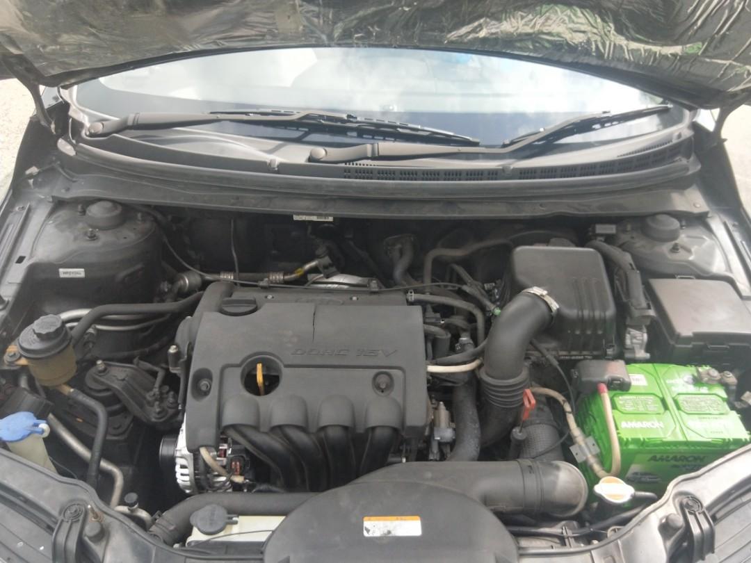 Kia Cerato Forte 1.6 EX with Sportstronic Auto