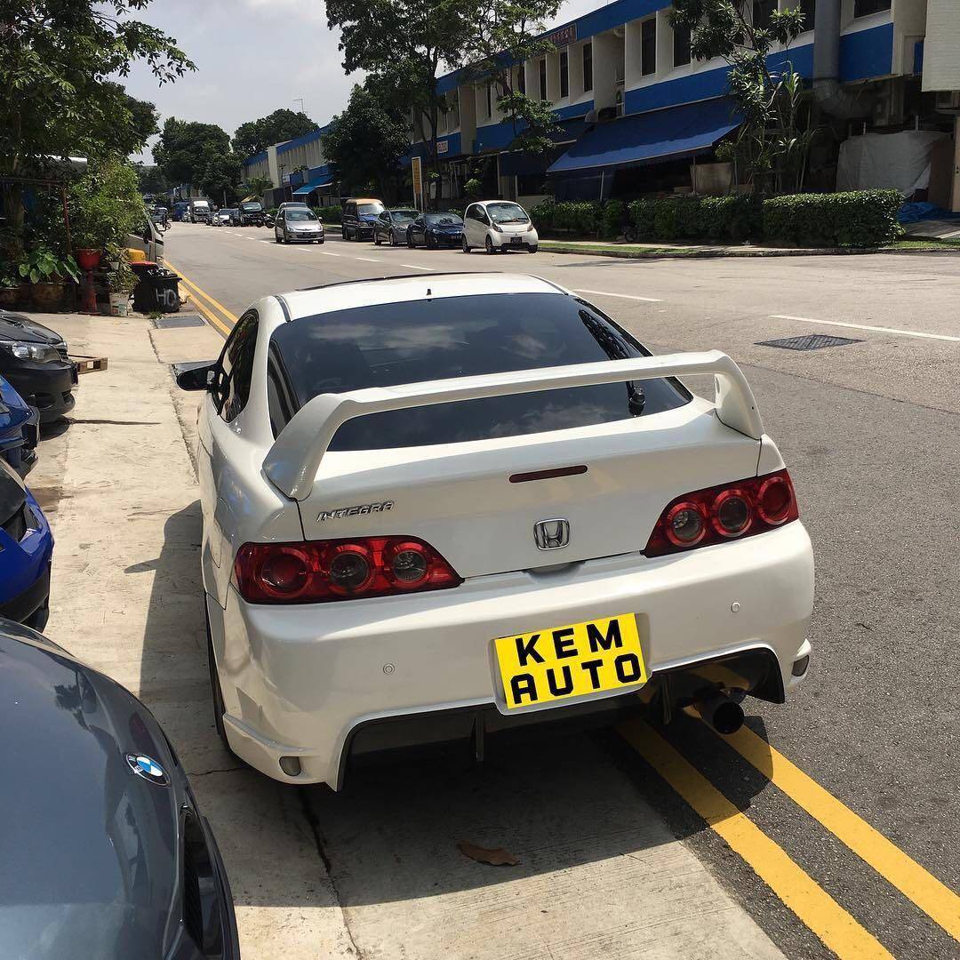 Legend Honda integra Dc5 2.0M 6 speed manual for Rental