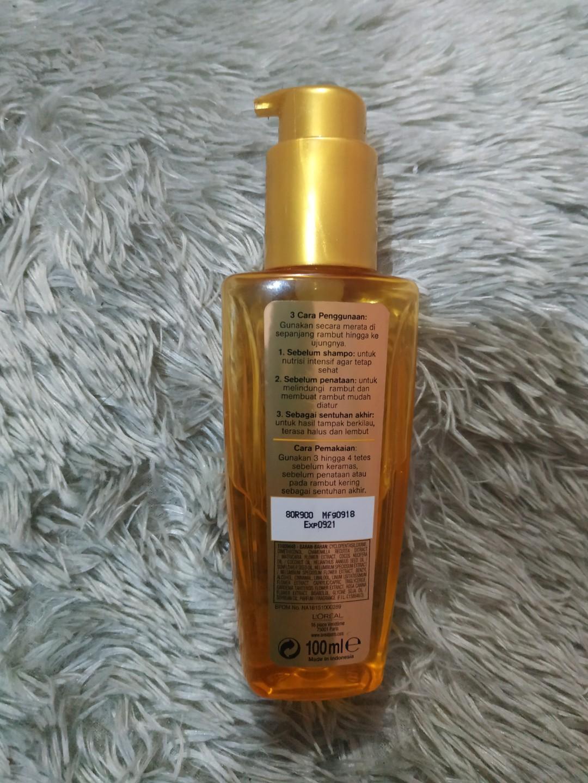 Loreal Extraordinary Oil 100 ml hair serum