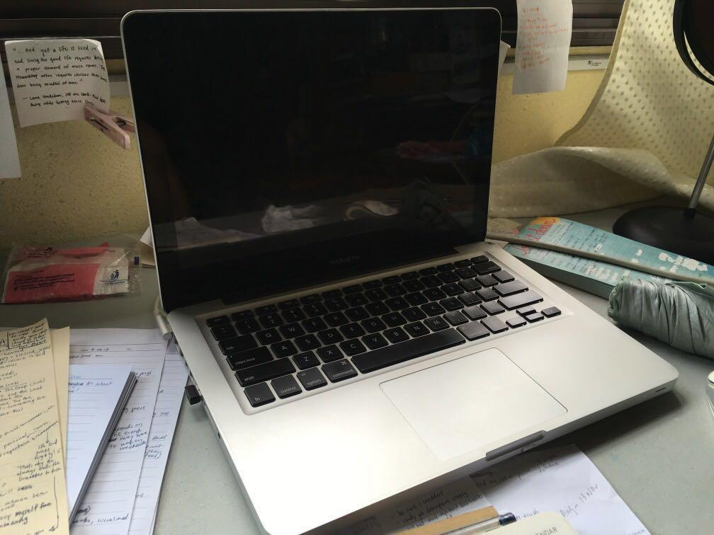 "Macbook Pro 13"" (Mid 2012) #ENDGAMEyourExcess"
