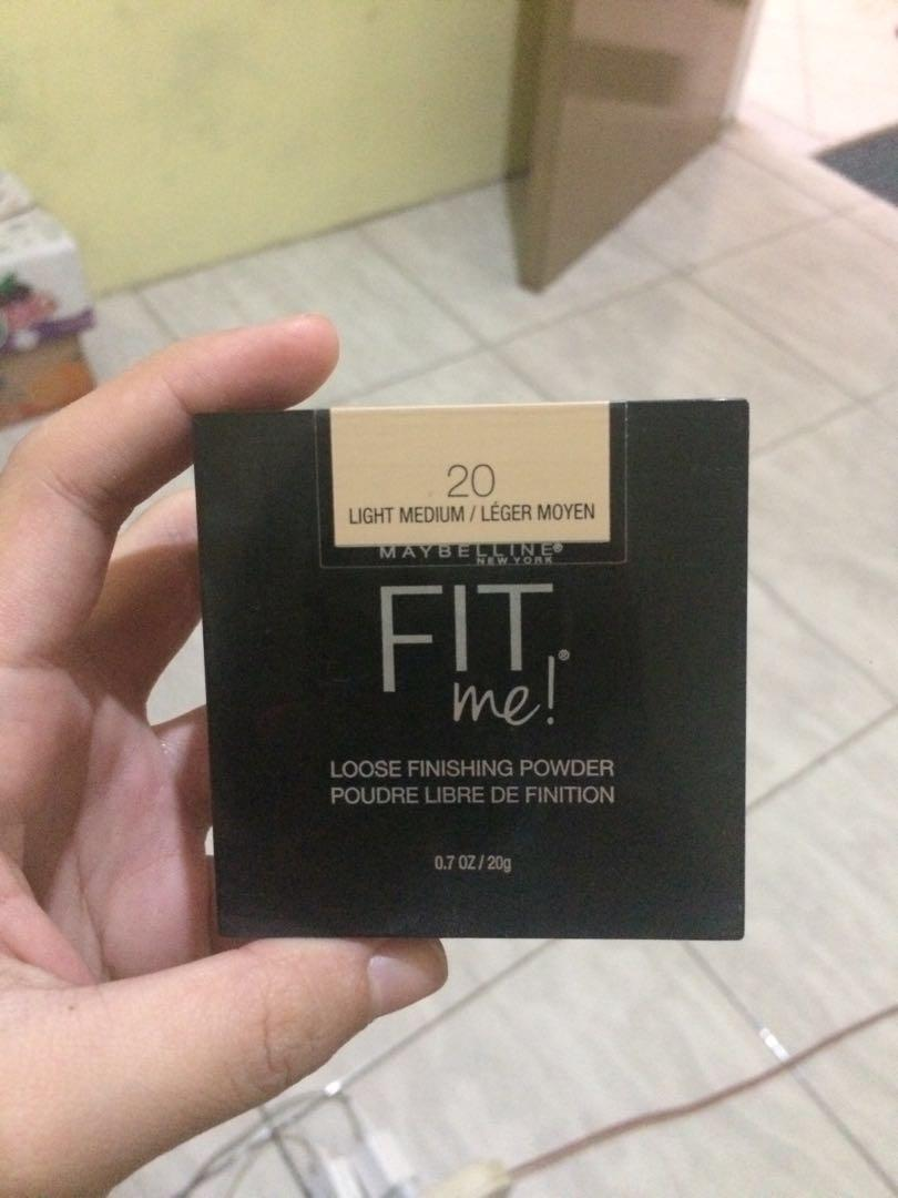 Maybelline Fit Me Loose Powder shade 20