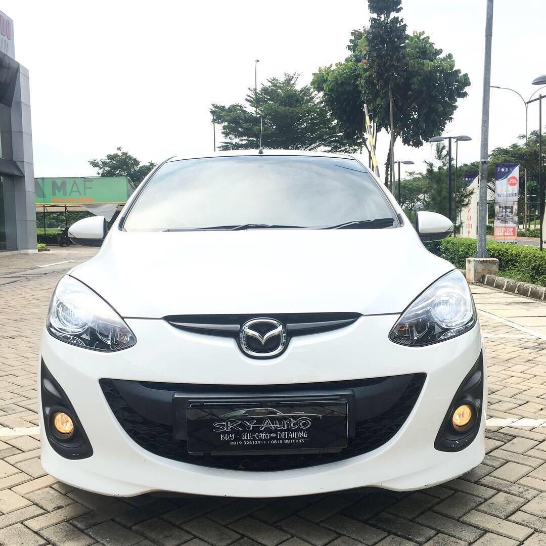 Mazda 2 RZ 2013 A/T , Tdp ceper