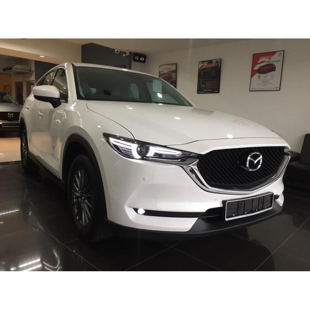 MAZDA CX-5 SKYACTIV G 2.0/2.5/2.2DIESEL SUV (THE BEST SUV IN THE WORLD/HIGH CASH REBATE/FAST LOAN/LOW INTEREST) CALL FOR BOOKING TODAY !!! GET MORE MYSTERY GIFT