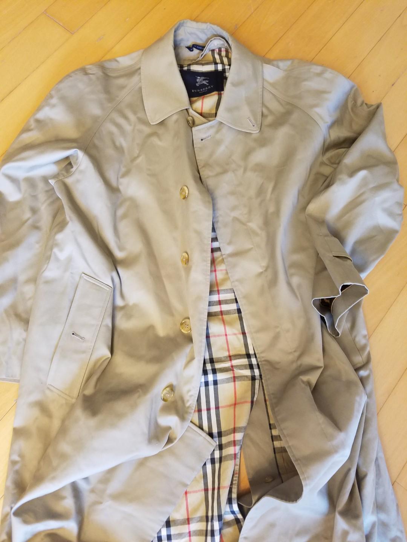 Mens Burberry jacket/coat