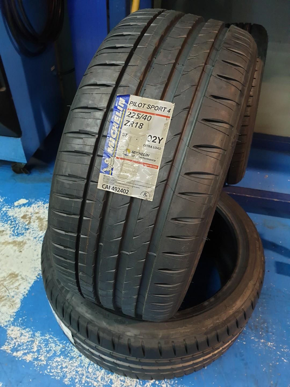 Michelin 225/40/18 Tyre Sale