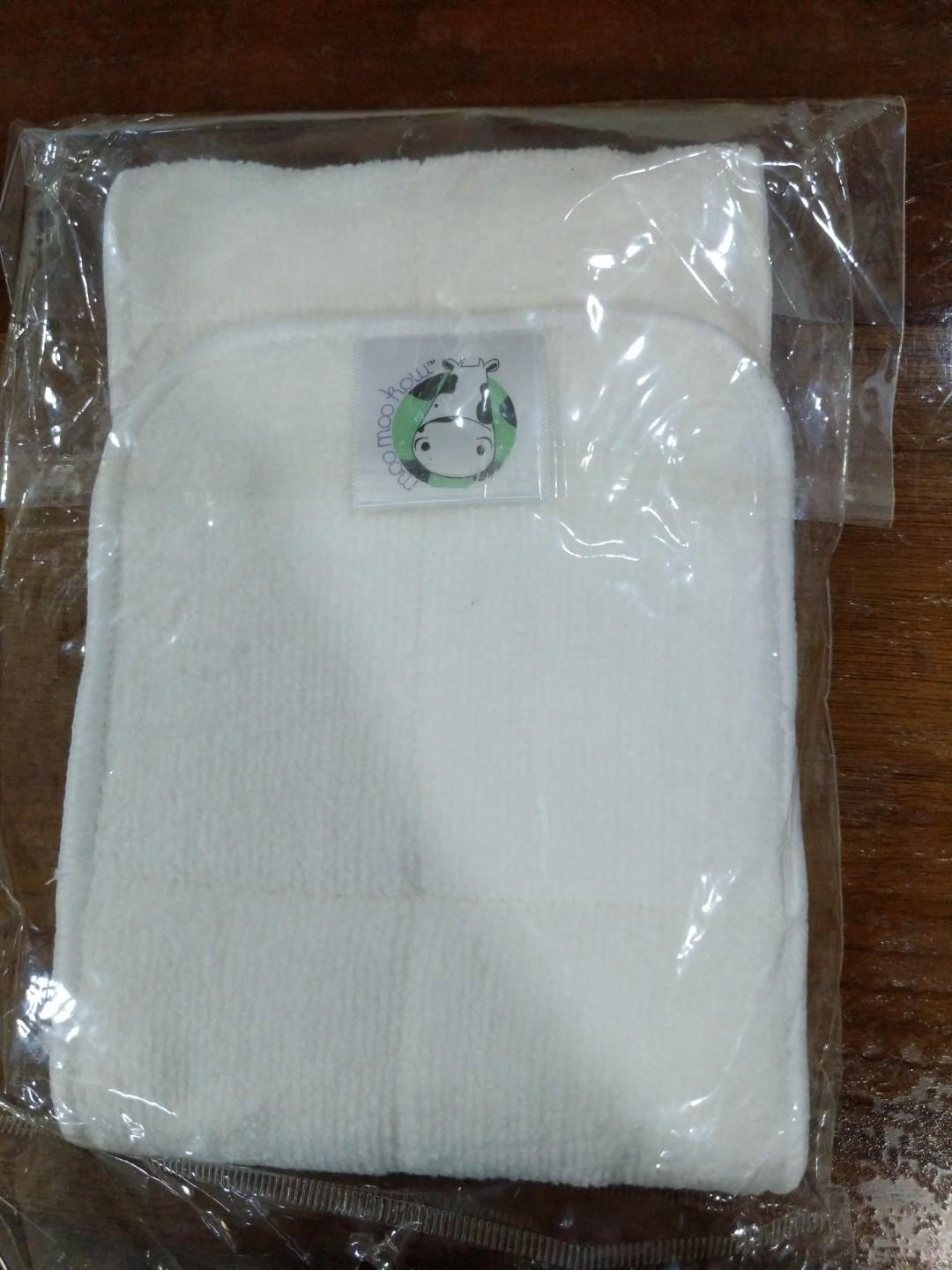 Moo Moo Kow One Size Microfibre Inserts