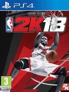 NBA 2K18 on PS4