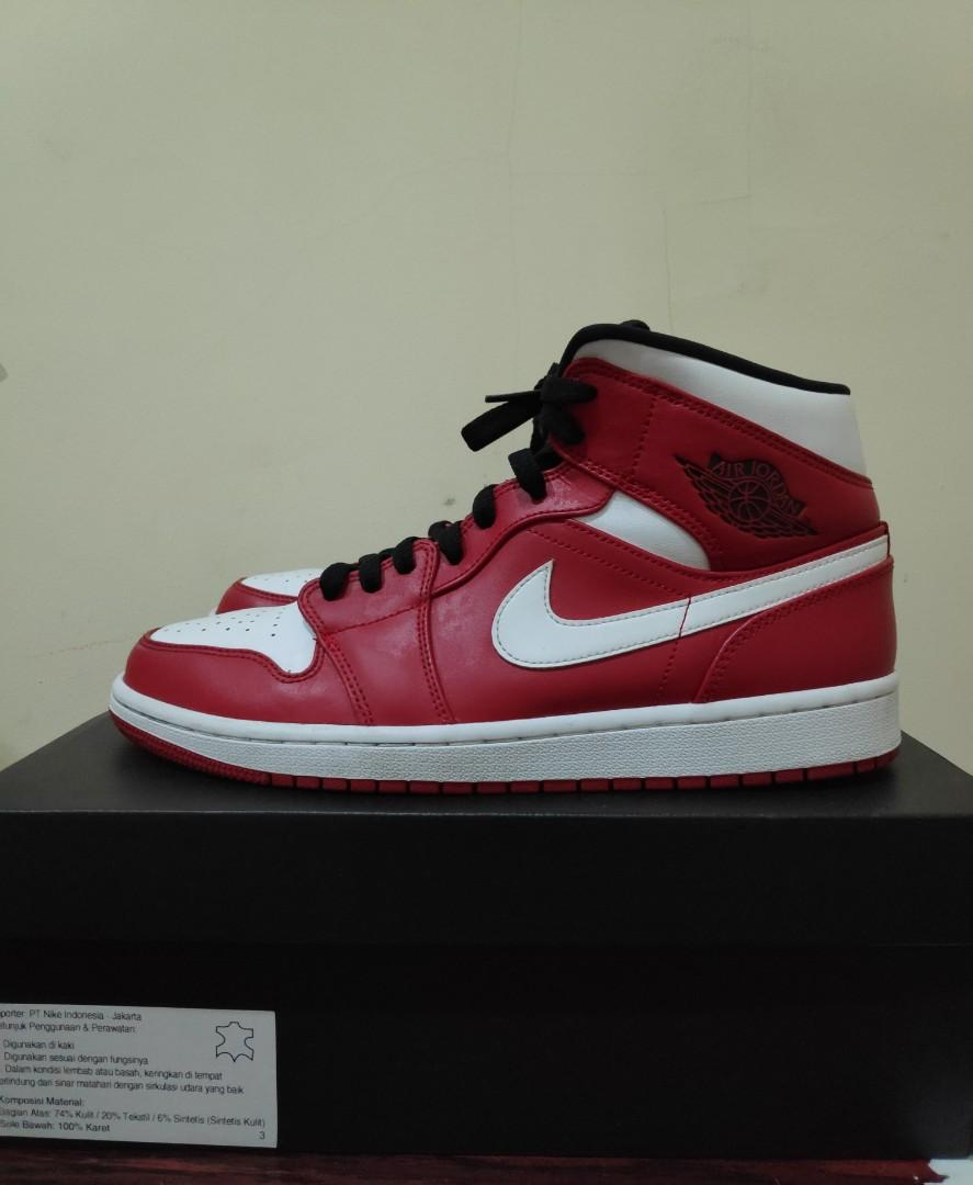 Nike Air Jordan 1 Mid legit check