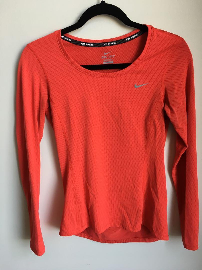 Nike long sleeve miler