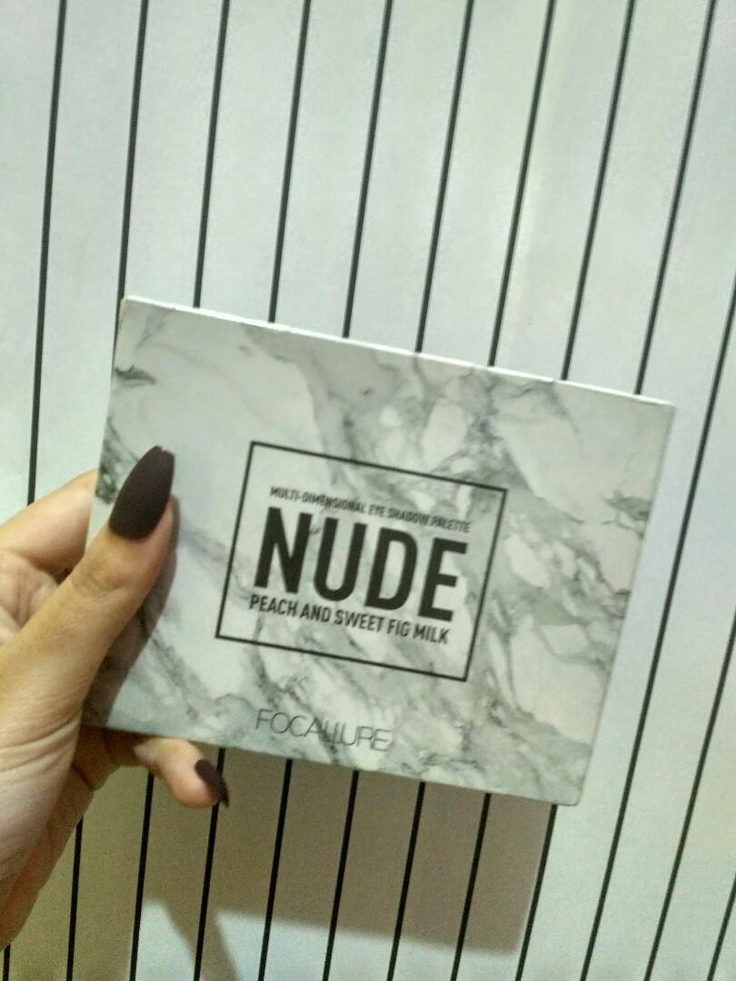 NUDE Focallure Pallete Eyeshadow New