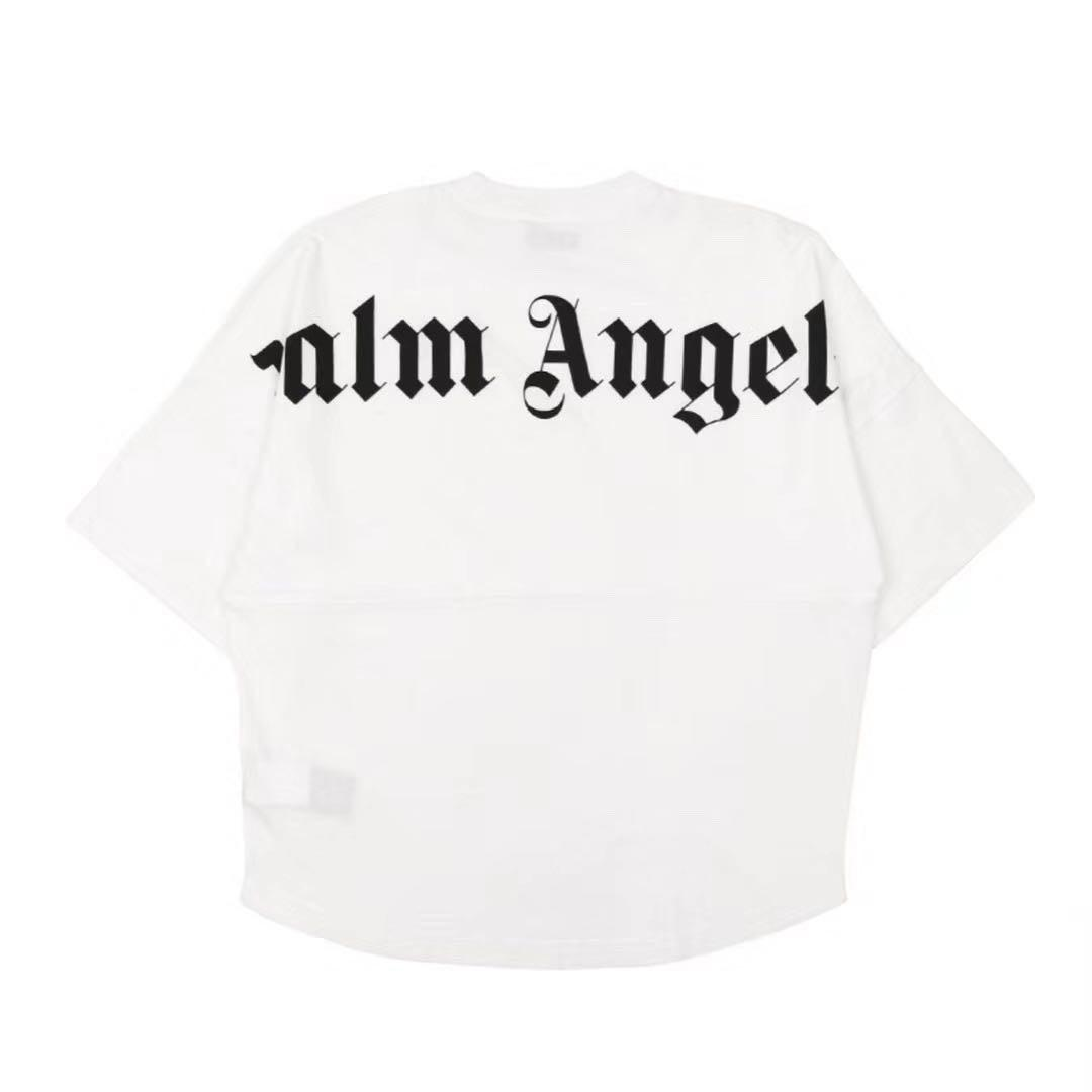 Palm Angels Mock Neck Tee