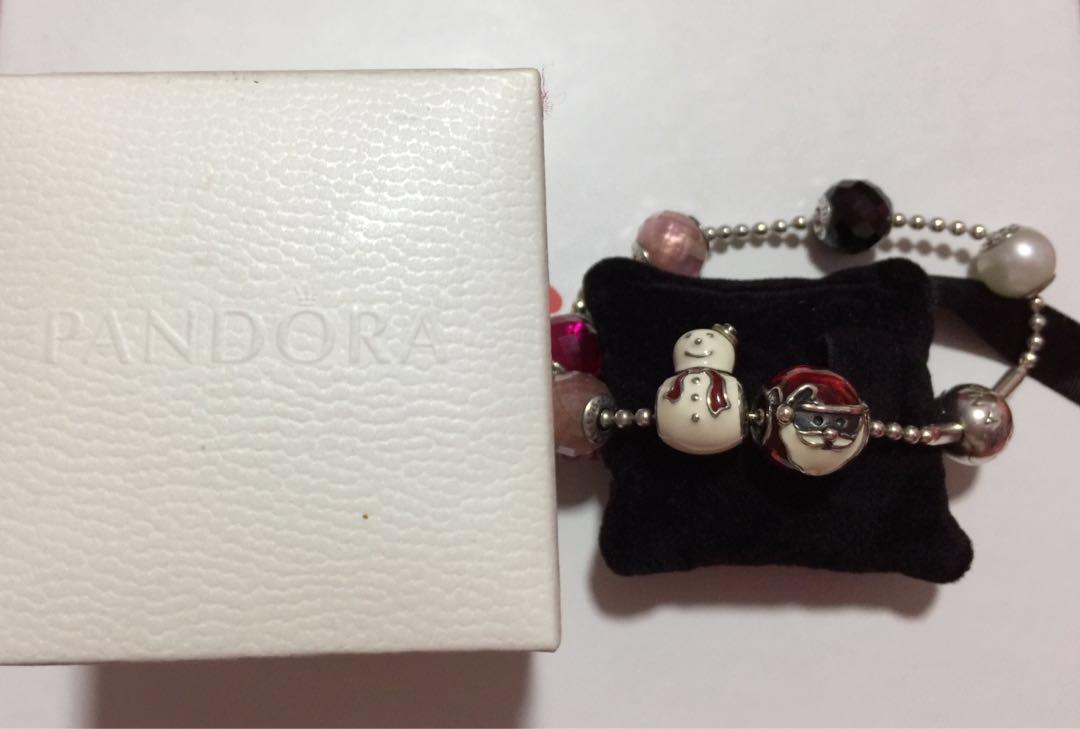 Pandora Charms Authentic and Pandora Essence