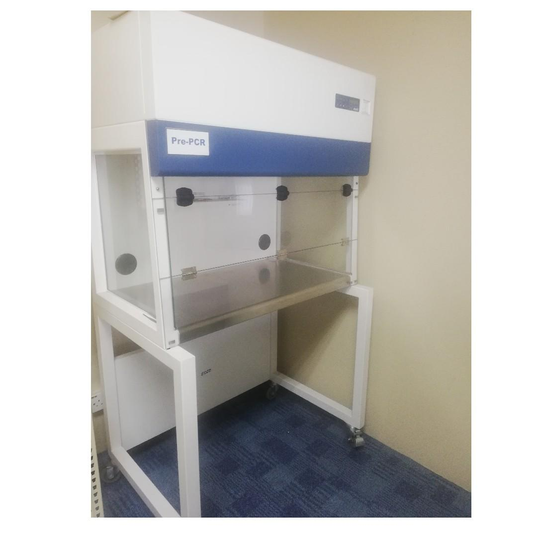 PCR cabinet for sale
