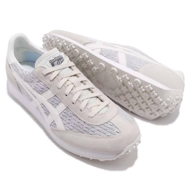 best website af3af e9e7e [PO] Onitsuka Tiger EDR 78 OT ENDURO Men's Grey Shoes D8060N-9090