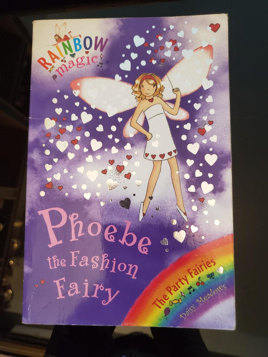 Rainbow Magic Series Story Book