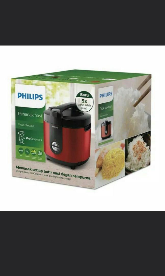 Rice cooker philip 2 liter