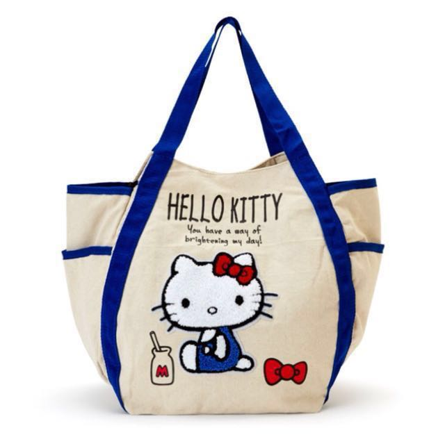 cd9e55dee Sanrio Hello Kitty Tote Bag, Women's Fashion, Bags & Wallets, Others ...