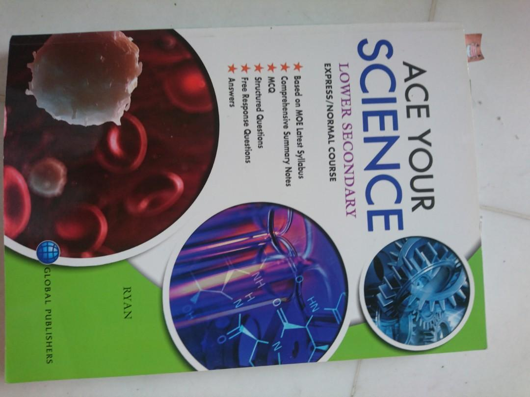 Science Workbook for Lower Sec
