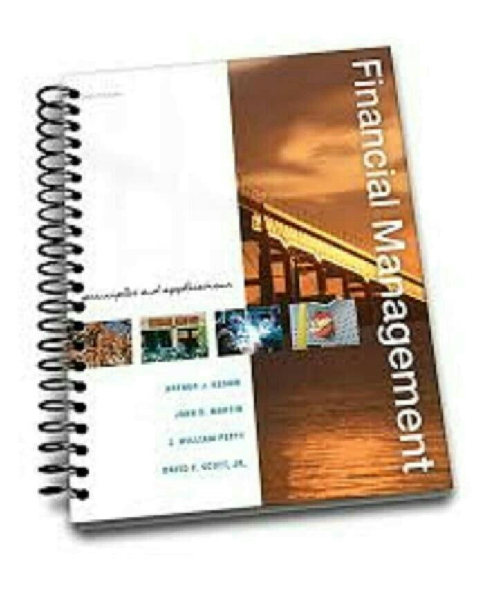Solution Financial Management