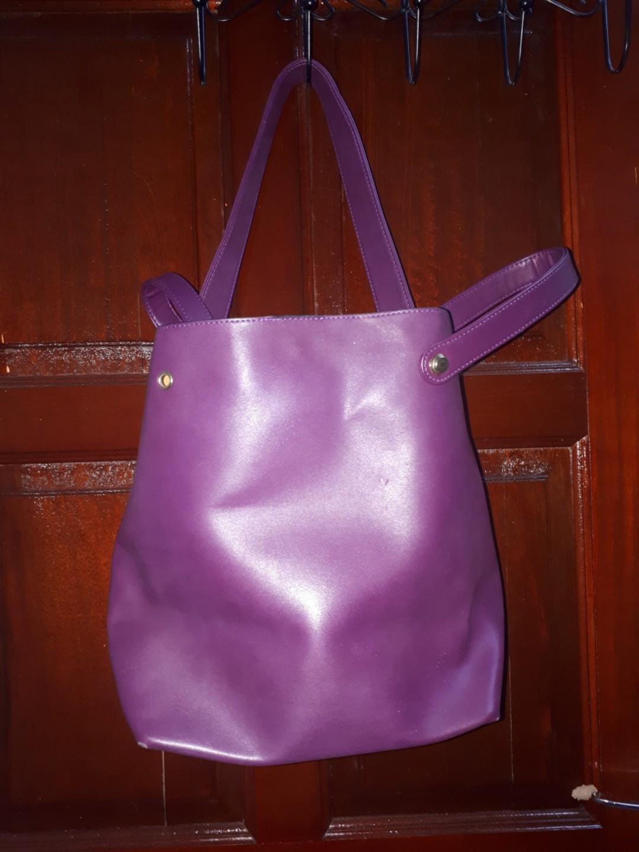 Sometime Soho Bag in Plum