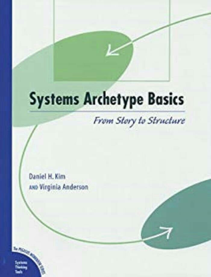 Systems Archetype Basics From Story to Structure Daniel H Kim Virginia