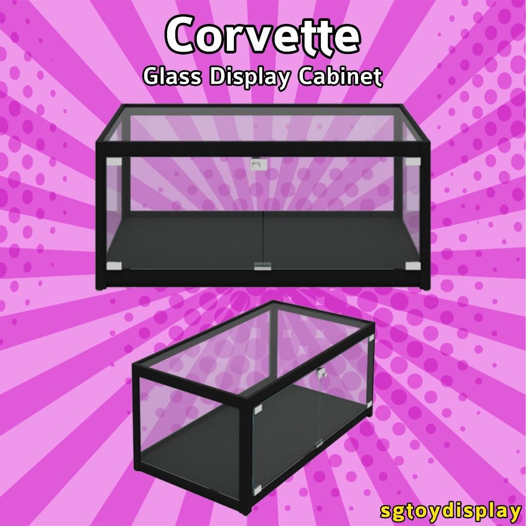 Corvette 0.9m(W)x0.5m(D)x0.4m(H)