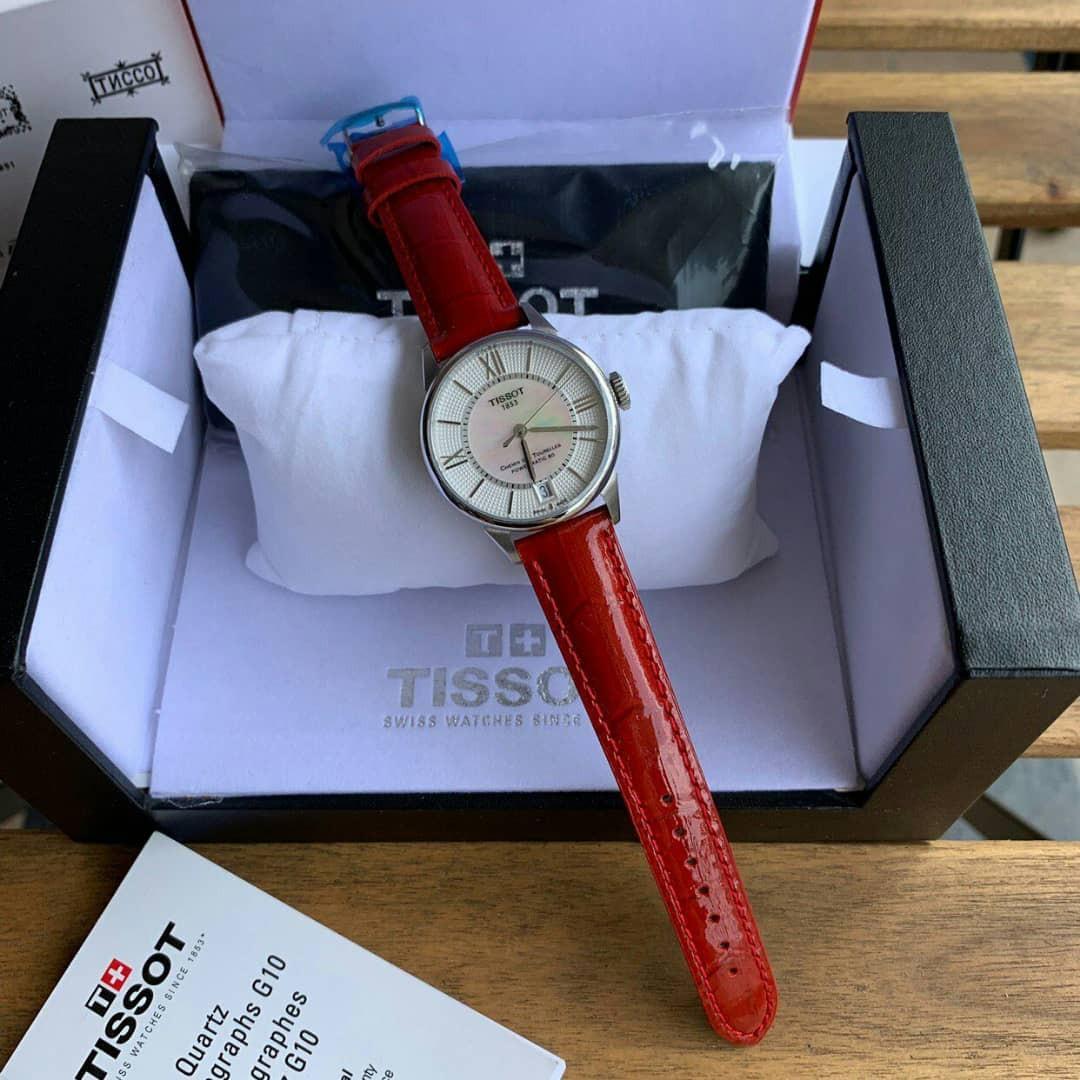 Tissot T-Classic Chemin des Tourelles Women's watch