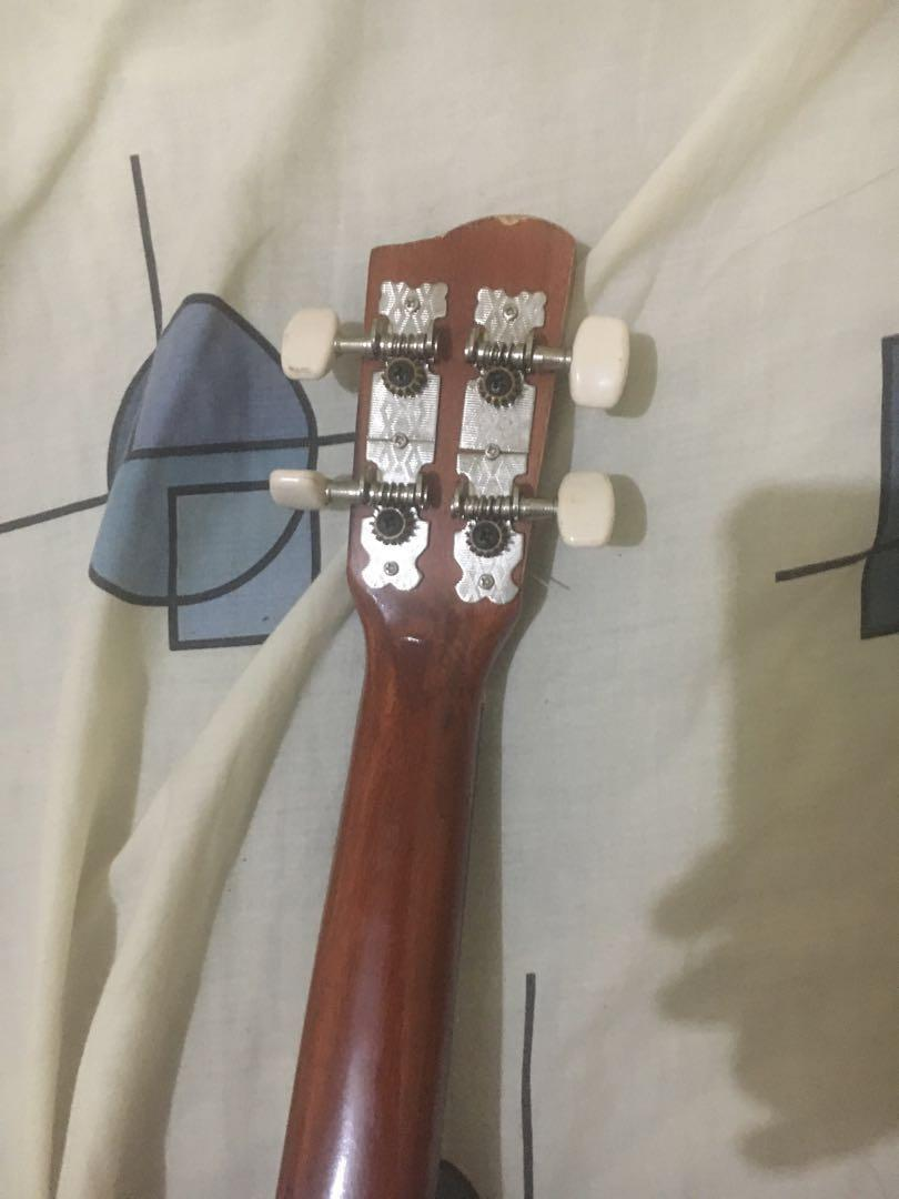 Ukulele guitar mini