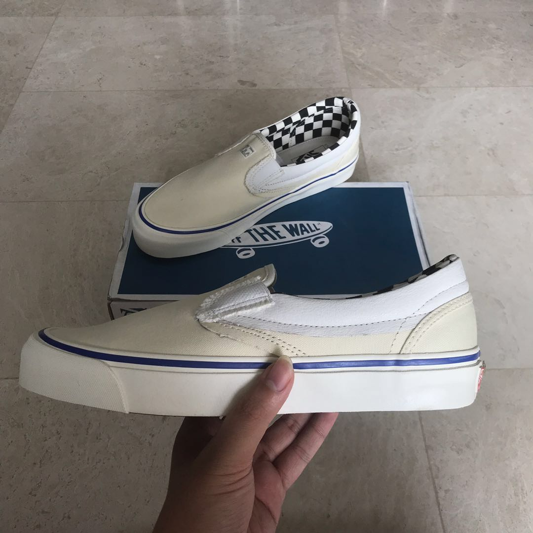 2eed4c947ac8 Vans OG Slip On Inside Out