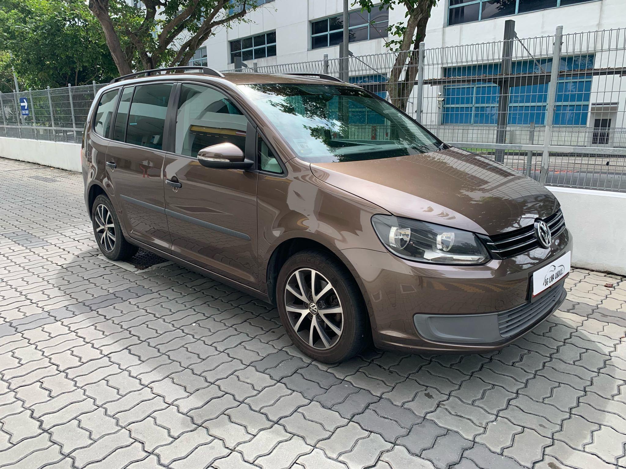 Volkswagen Touran 1.3 TSI DSG Auto