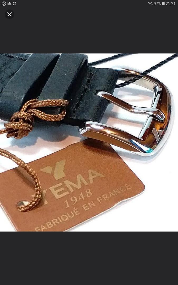 YEMA 法國品牌 法國製造 自動錶 automatic 約40mm 全新, 有原裝盒, 未佩戴過