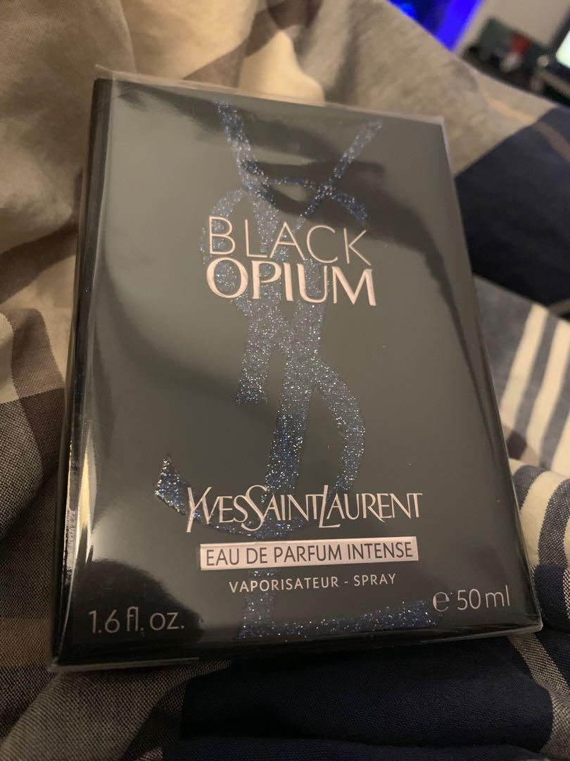 YSL Saint Laurent Black Opium Eau de Parfum Intense 50ml