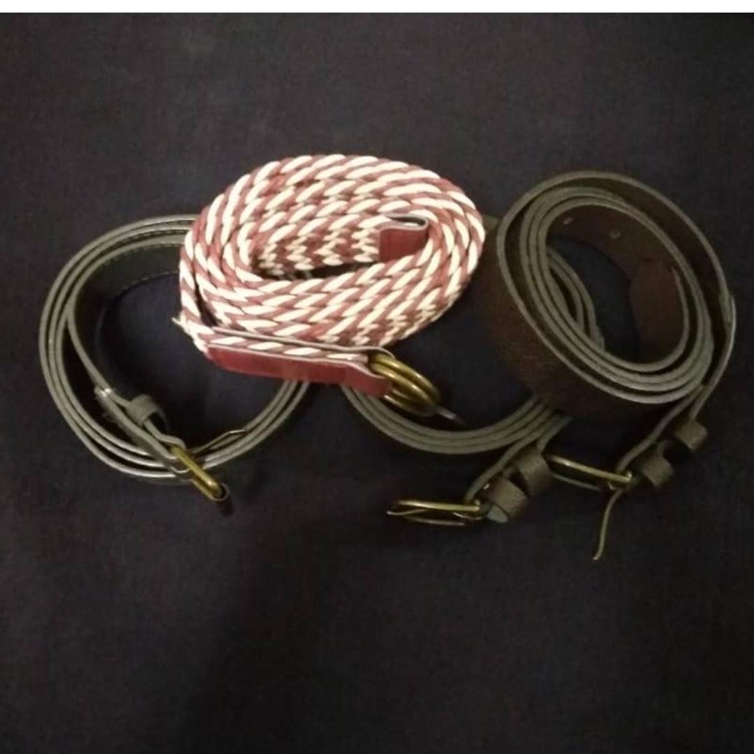 Zara Belts