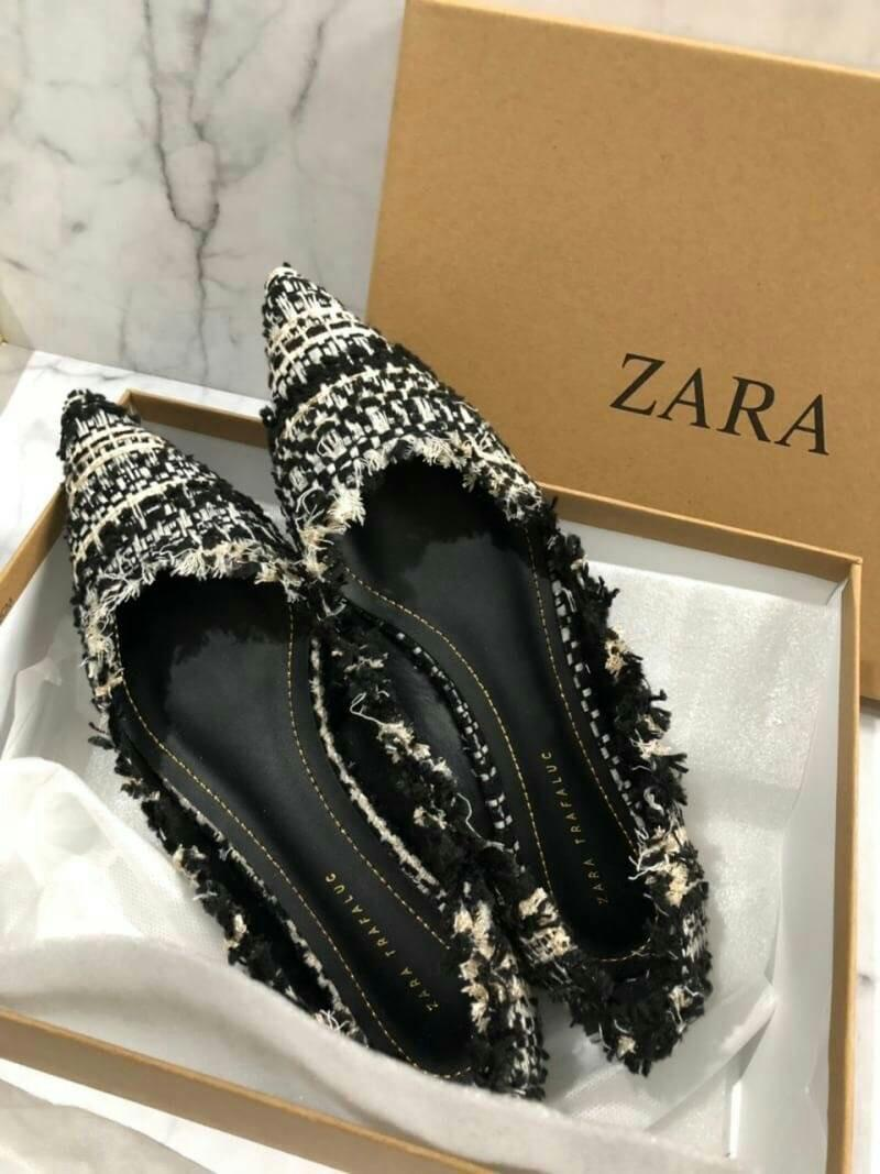 Zara Flat shoes