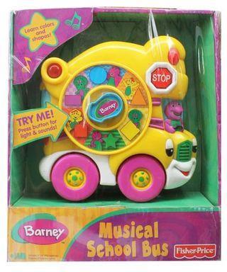 Yellow toys