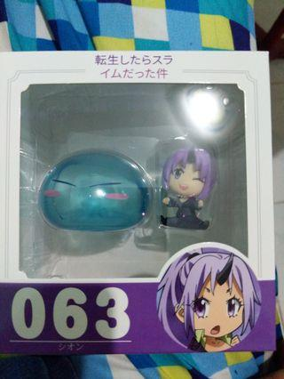 Shion figurine with slime #ENDGAMEyourEXCESS