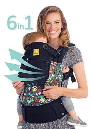 b6c4c41d02f Lillebaby Baby Carrier ( 3D Mesh) 360° Ergonomic Baby   Child Carrier