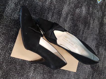Bruno Magli Black Heels