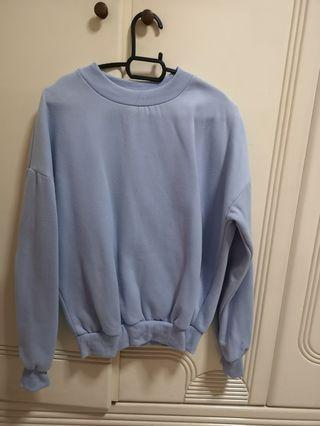 🚚 Blue Pullover